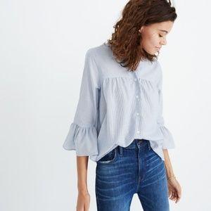 Veranda Bell Sleeve Shirt